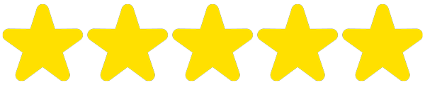 5 étoiles / 5