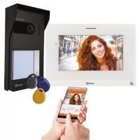 Kit portier vidéo Wifi 1 appel Soul G S 5110/ART 7W