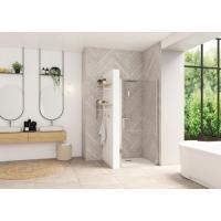 Porte de douche pivotante sans seuil Smart Design P