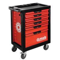 Servante 6 tiroirs Proliner + 1 boîte à outils offerte