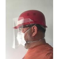 Visière de protection frontale ou sur casque