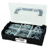 Coffret L-BOXX de 280 joints fibre élastomère Certigaz Jarnon