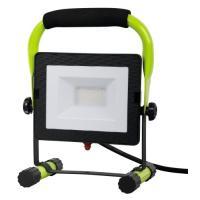 Projecteur LED de chantier extra plat Eco Worklight