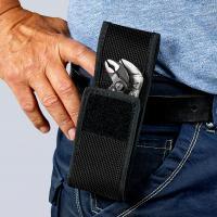Lot de 2 pinces en pochette ceinture : Cobra® 150mm et Pince-clé 150mm