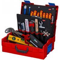 Valise à outils L-BOXX® Sanitaire avec 52 outils