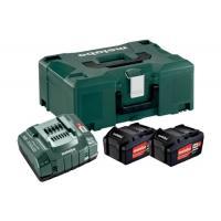 Pack énergie sans fil 18V 2 batteries 5,2Ah Li-PowerASC 145, X145