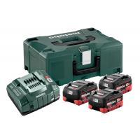 Pack énergie sans fil 18V 3 batteries 5,5Ah LiHD + chargeur ASC 145 X145