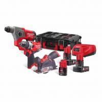 Kit 3 outils sans fil 12 V - M12 FPP3R-6423P
