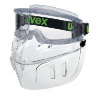 Lunettes-masque avec protection faciale uvex ultravision