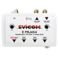 Amplificateur HF/RJ45 Ethernet