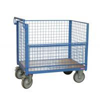 Chariot conteneur grillagé 500 kg