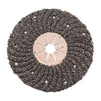 Disques bombés Fortyflex matériaux