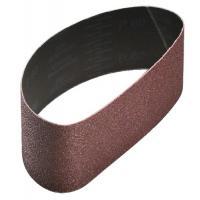 Abrasifs en bandes courtes toile coton grains oxyde d'alumine 2920 Siawood