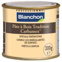 Pâtes à bois tradition Carbamex