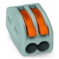 Mini borne d'installation universelle pour fils souples et rigides type 222