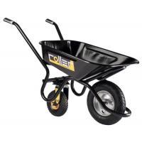 Brouette ergonomique 100 litres roues gonflées Roller