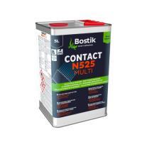 Colle néoprène pour revêtements intérieurs CONTACT N525 MULTI