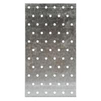 Plaques perforées acier galvanisé