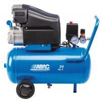 Compresseur d'air à piston lubrifié 24 litres 2 CV - Pole Position L20