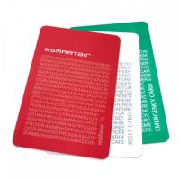 Badge maître Smartair Stand Alone IClass pour programmation code ou badge Smartair Keypad