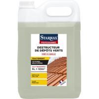 Destructeurs de dépôts verts