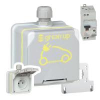 Prêt à poser Green'up Access pour véhicule électrique