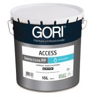 Peinture acrylique plaques de plâtre Goriacess Impression