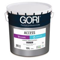 Peinture acrylique murs et plafonds Goriacess Velours