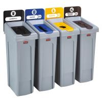 Station de recyclage 4 flux Slim Jim