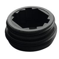 Réduction plastique noire M24/M22 sans joint