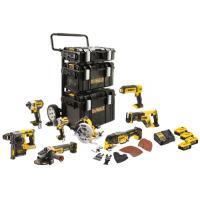 Kit Premium 8 outils XR 18V - DCK853P4-QW