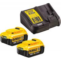 Kit 2 batteries XR 18V