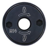 Flasque de serrage M14