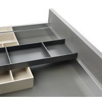 Bacs de rangement transversaux pour tiroirs Split