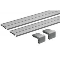 Profilé de coulissage SlideLine M - 2 à 3 portes