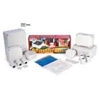 Magic Box avec boîte de dérivation 100 x 100 x 50 mm