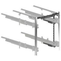 Kit caissons à tiroirs simples profil Mosena