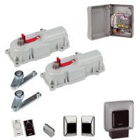 Automatisme pour portails battants à moteur enterré Power Kit 24 volts