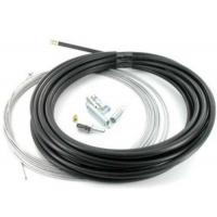Cable acier 6m pour ensemble Kio