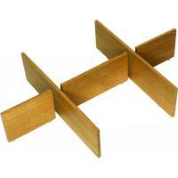 Set de croisillons pour fond bois perforé Fineline