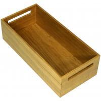 Boîte avec poignée en bois FineLine