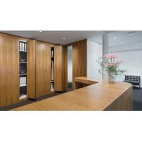 Vantail de 30 kg pour portes pivotantes de meubles - Multifold 30/W - Garniture avec rail de roulement