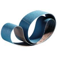 Abrasifs en bandes standards 50x3000 mm - 75x2000 mm - 75x2500 mm toile rigide zirconium ZK 713 X