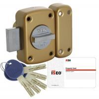 Verrou de haute sécurité à bouton ISR50