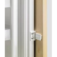 Charnière invisible pour portes de réfrigérateur - ferrure entraînée