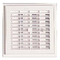 Grilles de ventilation intérieures à sceller - à fermeture F104, F154, F204