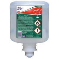 Mousse désinfectante hydroalcoolique Instant Foam 1 l
