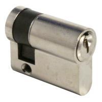 Cylindre passe général - laiton nickelé - V2 - simple TE 5 - LN - varié pour organigramme