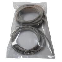 Ferrures Esprit P300-19 pour portes de meubles - Joints brosses et balais anti-poussière
