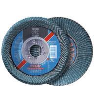 Disques à lamelles diamètre 125 mm zircon Curve